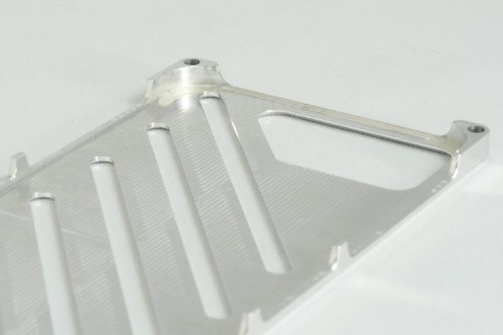 ジュラルミン削り出し アルミバンパー Smart Falcon for iPhoneSE /5S /5