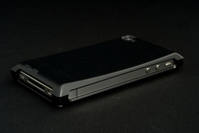 アルミ削り出しアイフォン4/4Sケース Flow Veil  for iPhone4