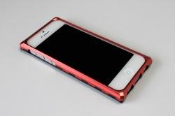 ジュラルミン削り出し アルミバンパー G-BUM for iPhone5