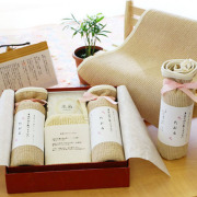和紙のボディケアセット