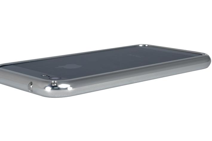 ジュラルミン削り出し アルミバンパーMultitype Armer for iPhoneSE /5S /5